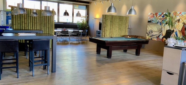 Large Loft Office including Billardtable, only 10' from Zurich Airport - 1