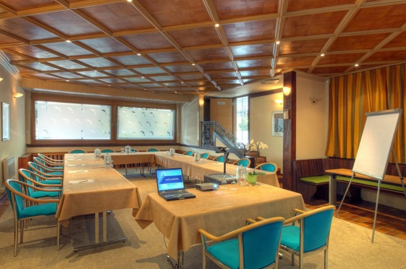 Well equipped conference room in Lugano - 1
