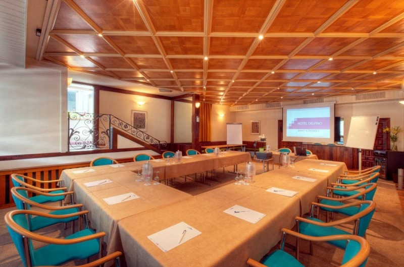 Well equipped conference room in Lugano - 3