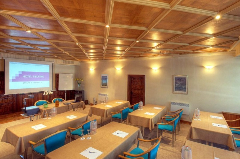 Well equipped conference room in Lugano - 5