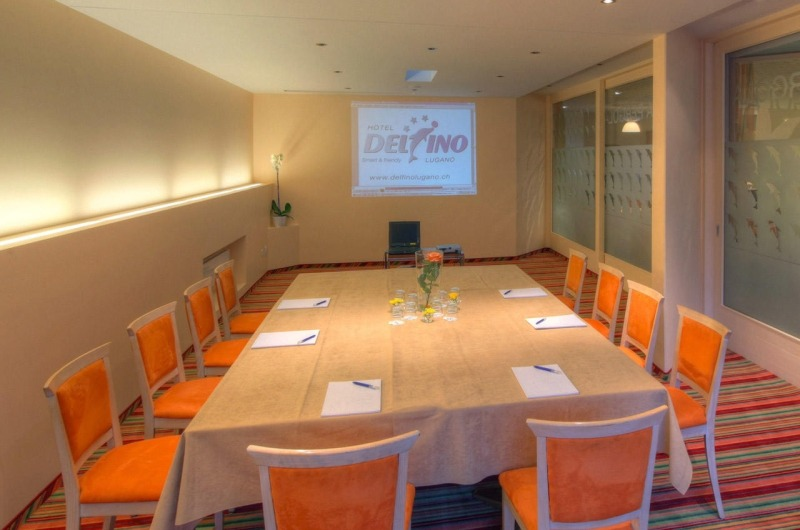 Room for meetings in discreet atmosphere - 3