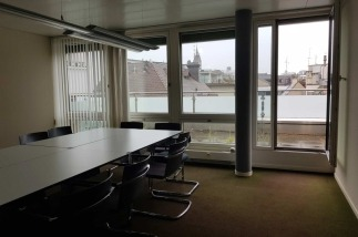 Grosser Meetingraum mit Terrasse in Basel - 7