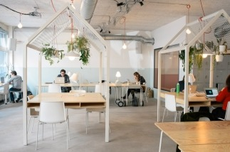 Coworking space perfectly located in Geneva - 1