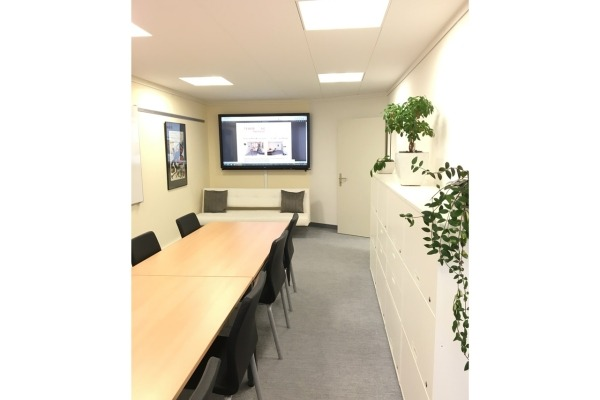 Modernes Sharing Office in Zug - 2