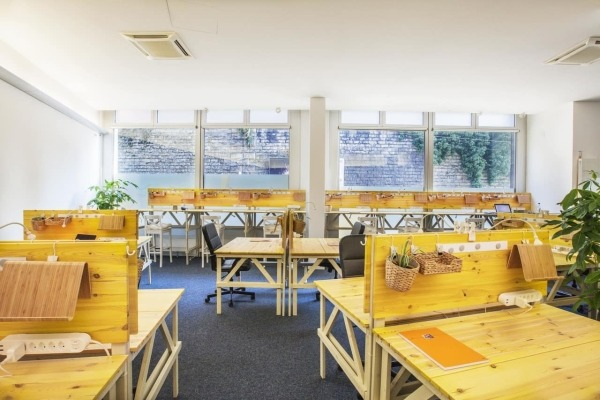Ruhiges Coworking beim Central - 3