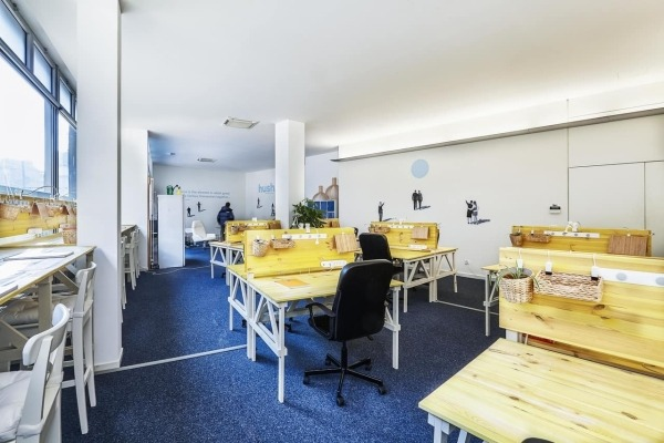 Ruhiges Coworking beim Central - 4