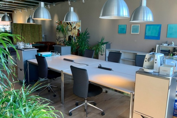Large Loft Office including Billardtable, only 10' from Zurich Airport - 8