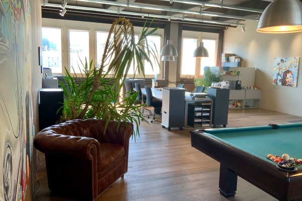 Large Loft Office including Billardtable, only 10' from Zurich Airport - 6