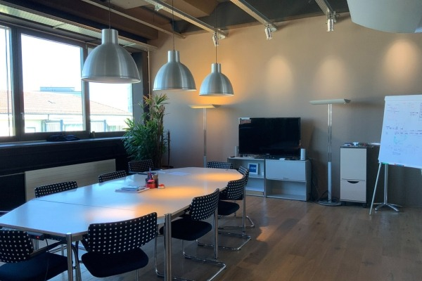 Large Loft Office including Billardtable, only 10' from Zurich Airport - 5