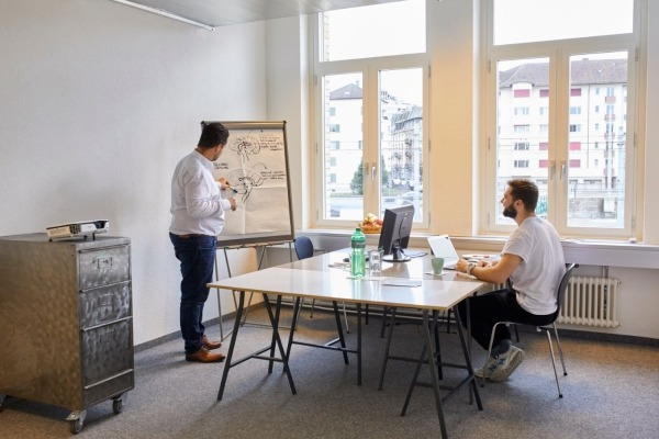 Privates Büro in Coworking Space - 1