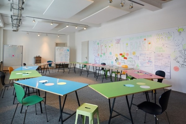 Kreativer Workshopraum für grosse Gruppen in Oerlikon - 7