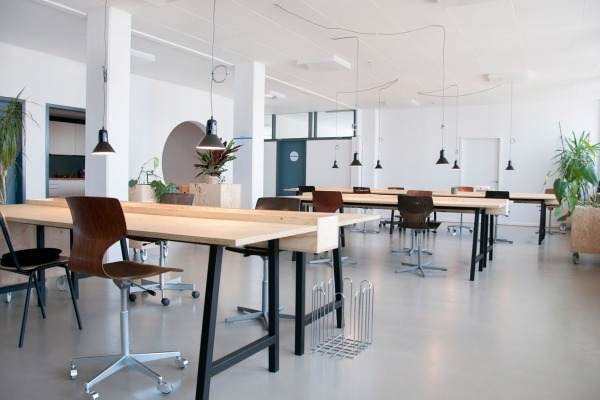 Freundlicher Co-Working Desk in Basel - 1
