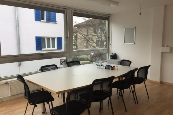 Group Meeting Room for 8 People - 3