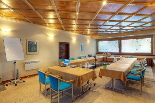 Well equipped conference room in Lugano - 4